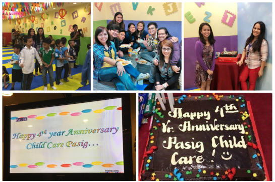 Transcom Philippines' Child Care center celebrates four years