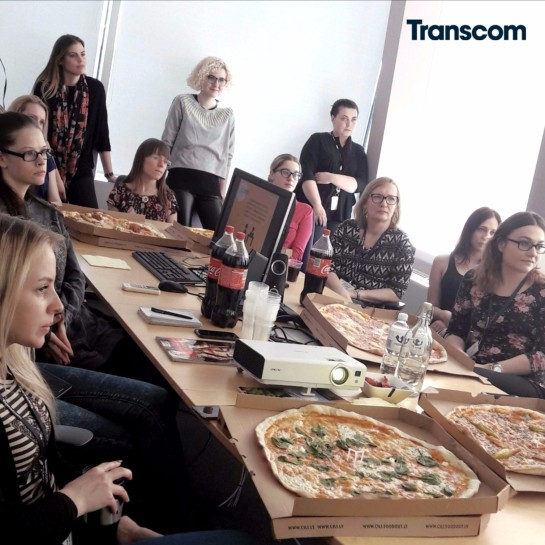 Lunch&Learn session in Lithuania